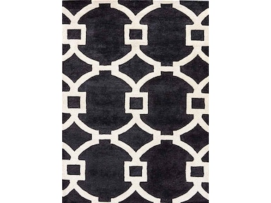 Jaipur Rugs HAND-TUFTED GEOMETRIC PATTERN CT94