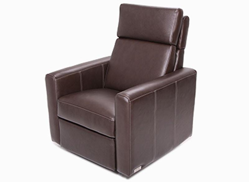 Dario leather sofa