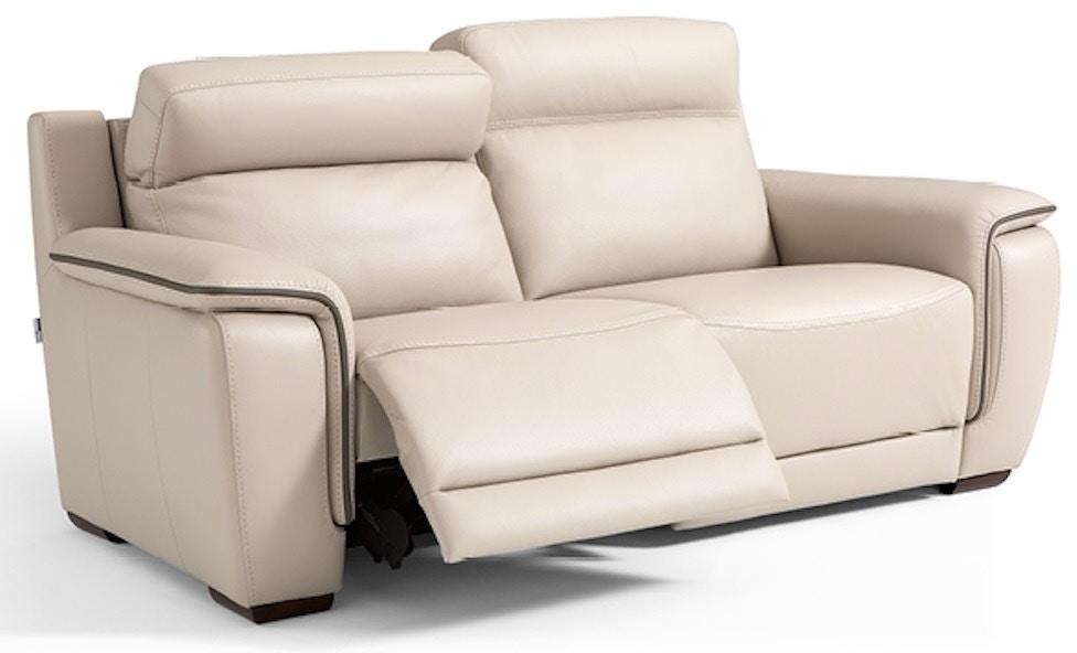 Max Divani.Max Divani Faenza Power Reclining Sofa