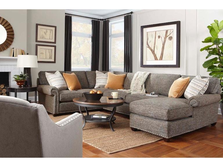 rowe living room morgan room scene rowe 1 grossman furniture