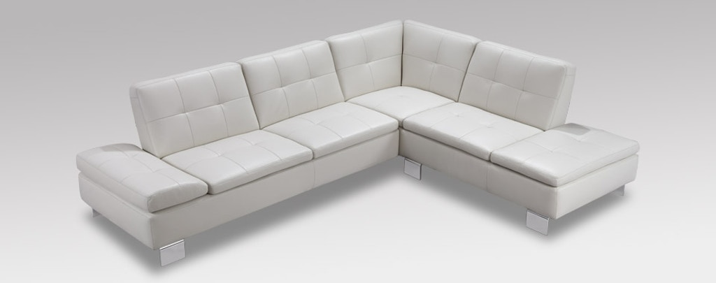 W Schillig Primanti Leather Sectional