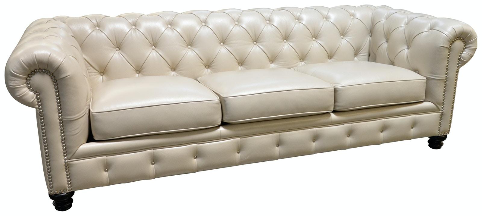 - Omnia Leather Remington Sofa