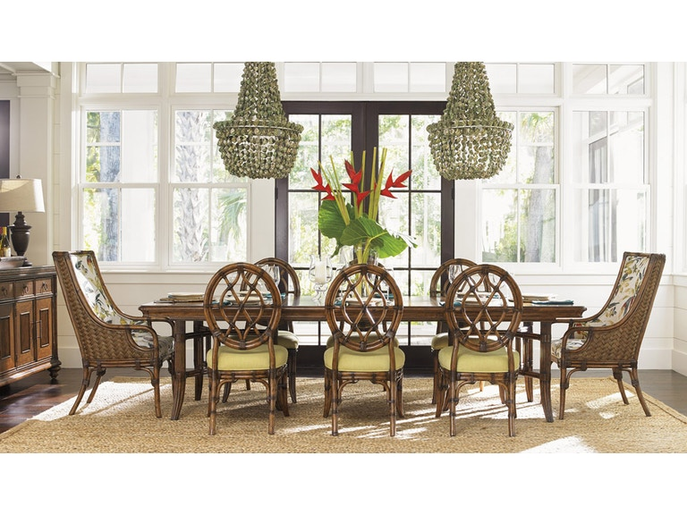 Lexington Dining Room Tommy Bahama Fisher Island 1 At Grossman Furniture