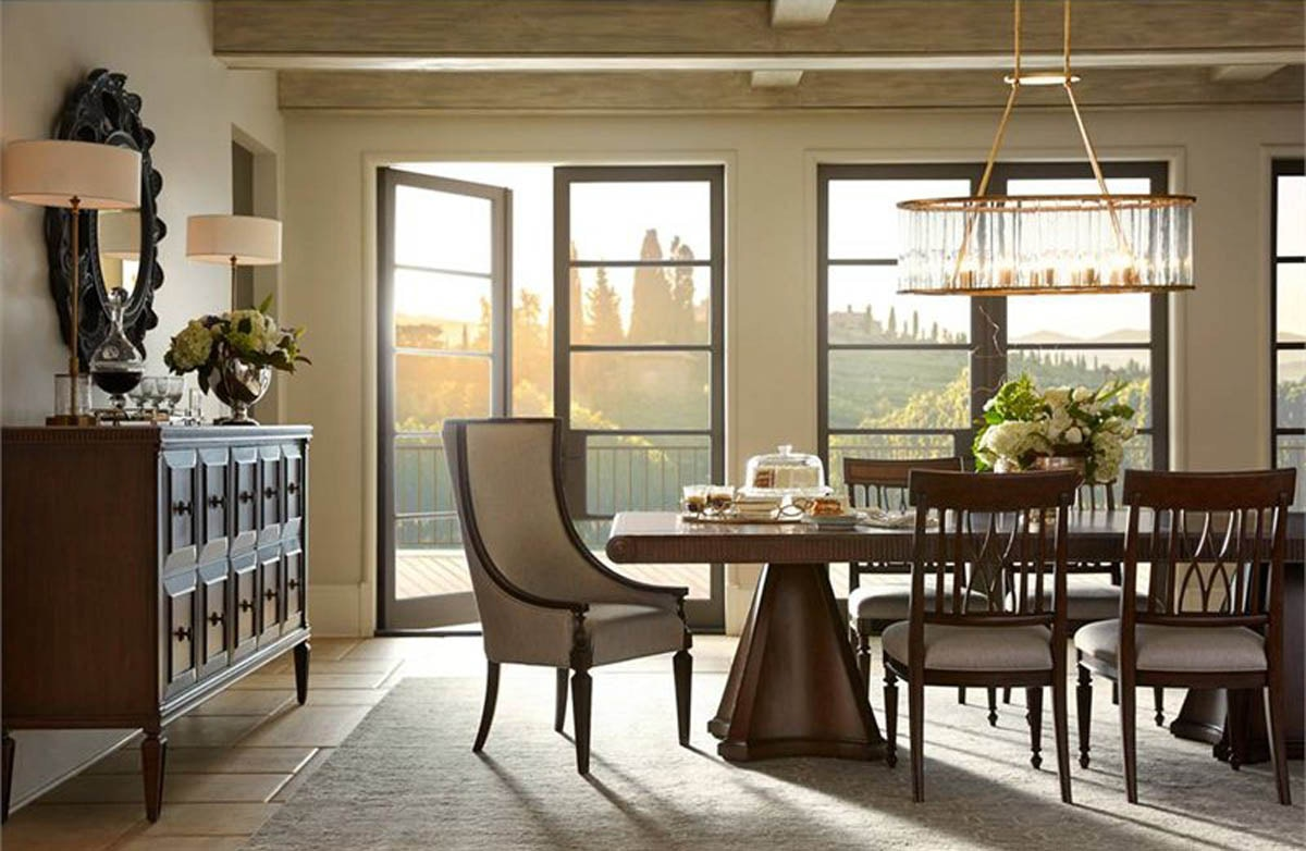 Charming Stanley Furniture Dining Room Villa Couture 1
