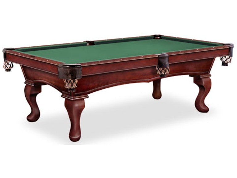 Olhausen Bar And Game Room 8 Foot Americana Pool Table
