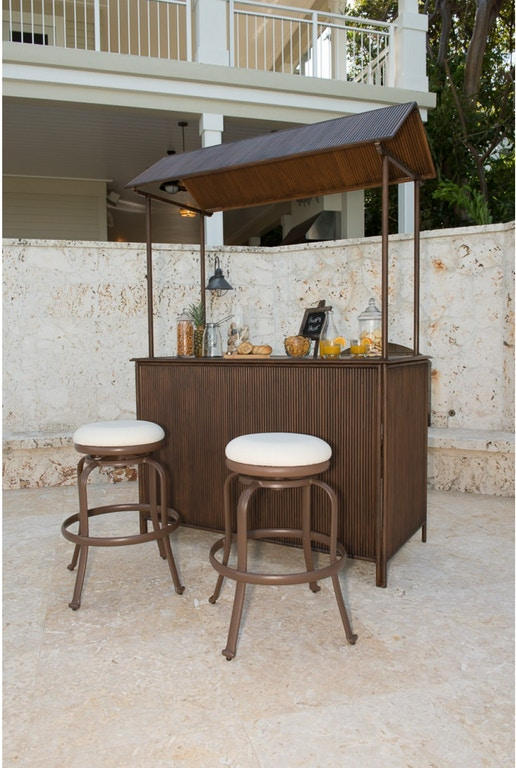 Pelican Reef Outdoor Patio Panama Jack Outdoor Tiki Bar