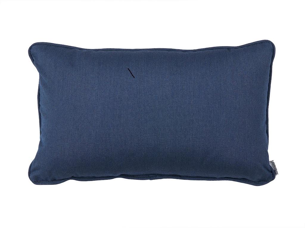Spectrum Indigo Sunbrella 20 x 20 in. Lumbar Pillow