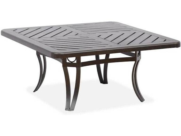 Eclipse 42 Square Slat Coffee Table Top
