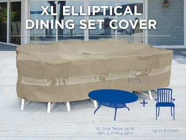 Groovy Outdoor Furniture Protective Covers Fortunoff Backyard Creativecarmelina Interior Chair Design Creativecarmelinacom