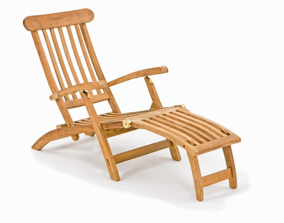 Stupendous Teak Steamer Chair Theyellowbook Wood Chair Design Ideas Theyellowbookinfo