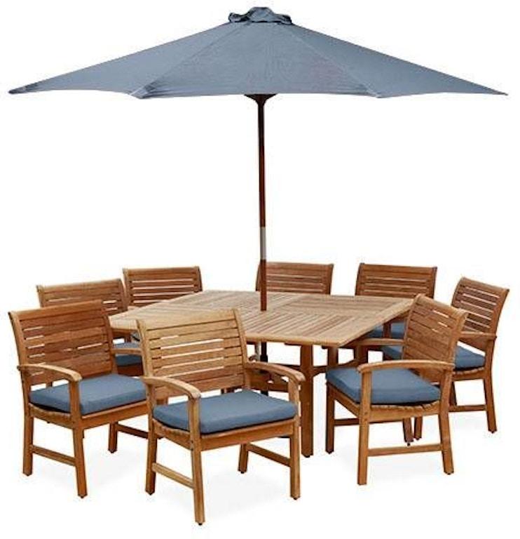 e7e0134917c9 Westchester 5 Pc. Dining Setwith 63