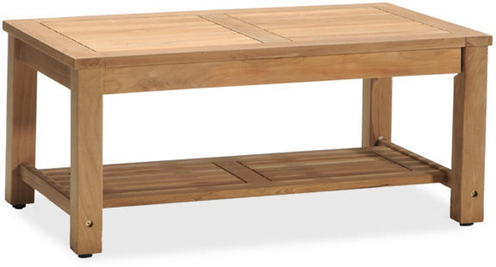 24 X 24 Coffee Table.Eastchester Natural Stain Solid Teak 40 X 24 Coffee Table