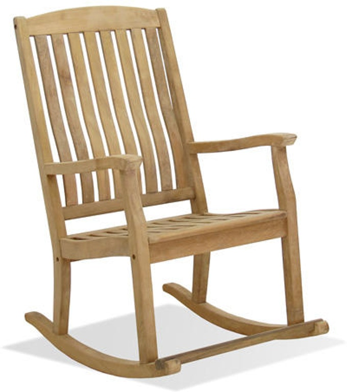 Teak Rocking Chair 1853606 On