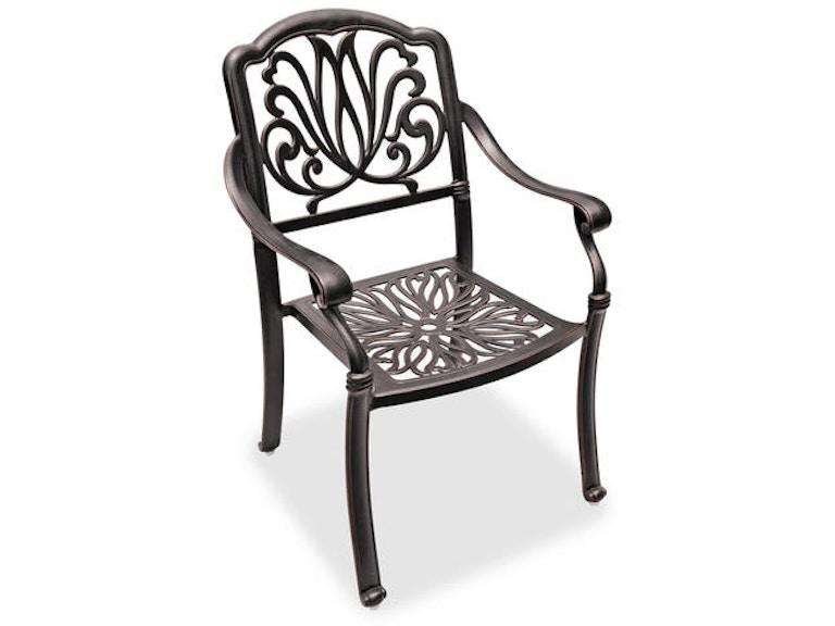 Cadiz Cast Aluminum Dining Chair 3178823