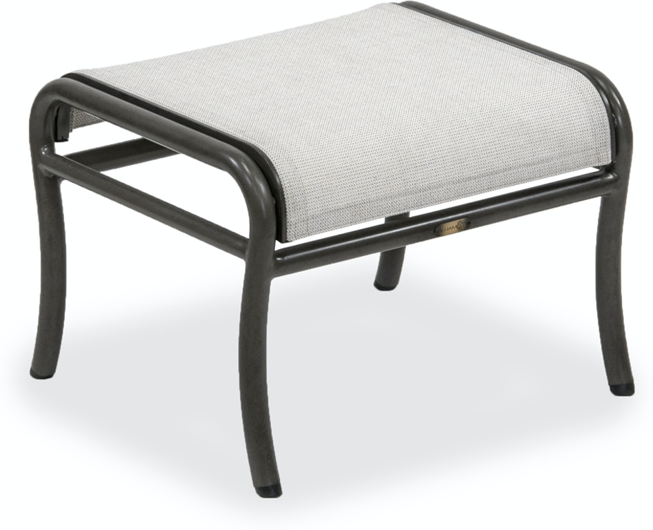 Excellent Scarsdale Sling Aluminum Ottoman Ocoug Best Dining Table And Chair Ideas Images Ocougorg