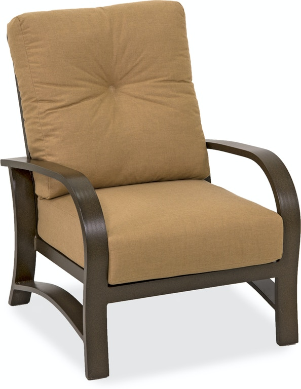 Astounding Ibiza Chestnut Aluminum Club Chair Camellatalisay Diy Chair Ideas Camellatalisaycom