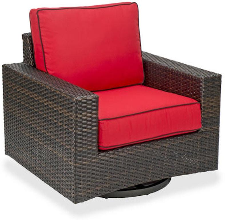 Swell San Lucas Aluminum Woven Outdoor Wicker Swivel Glider Club Chair Beatyapartments Chair Design Images Beatyapartmentscom