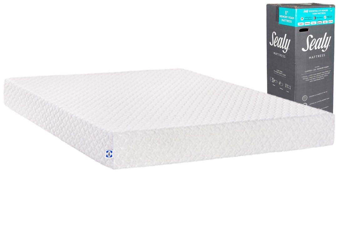 Conform Essentials 8 Memory Foam Mattress In A Box
