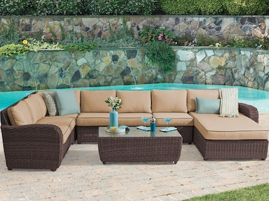 Outdoor Furniture Sectionals - Fortunoff Backyard Store ...