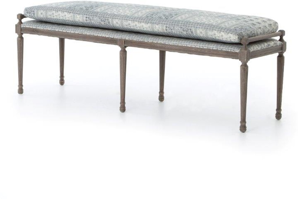 Fine 68 Inch Lucille Batik Dining Bench Andrewgaddart Wooden Chair Designs For Living Room Andrewgaddartcom