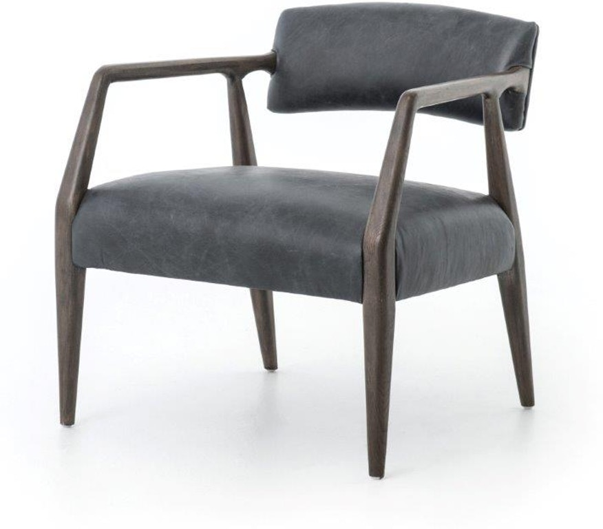 Superb Tyler Arm Chair Ebony Caraccident5 Cool Chair Designs And Ideas Caraccident5Info