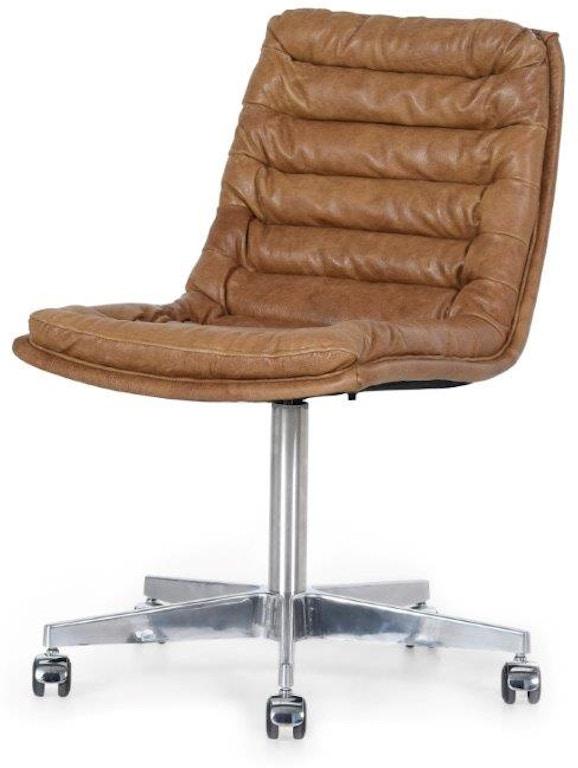 Fine Malibu Desk Chair Pampas Nut Cjindustries Chair Design For Home Cjindustriesco
