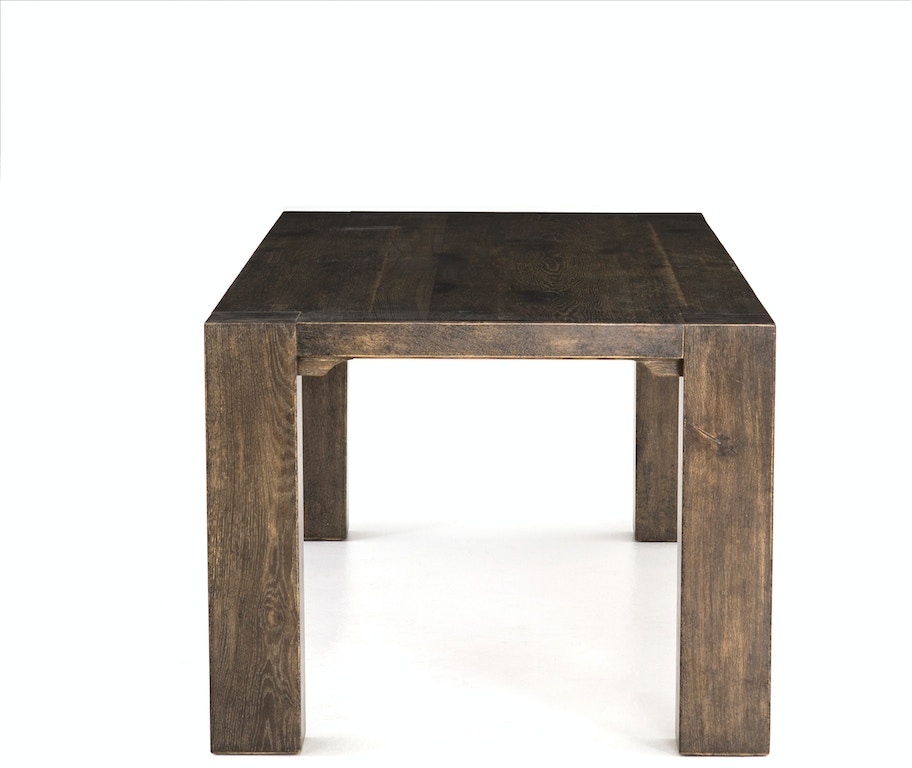 Four Hands Shaw Dining Table, English Brown CIMP-257