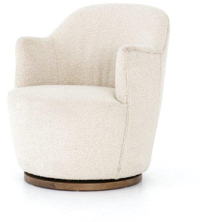 Terrific Aurora Swivel Chair Knoll Natural Evergreenethics Interior Chair Design Evergreenethicsorg