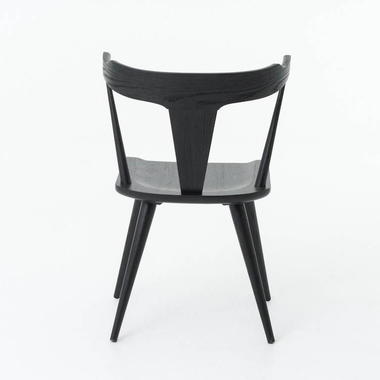 Sensational Ripley Dining Chair Black Oak Ocoug Best Dining Table And Chair Ideas Images Ocougorg
