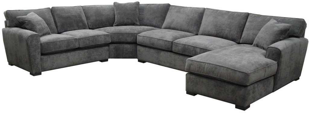 Admirable Artemis 4 Piece Sectional Jafari Ghola Pdpeps Interior Chair Design Pdpepsorg