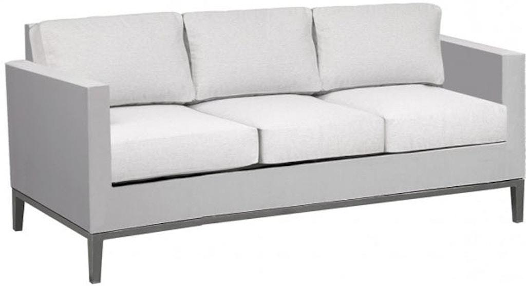 Studio 3 cushion sofa, by North Cape