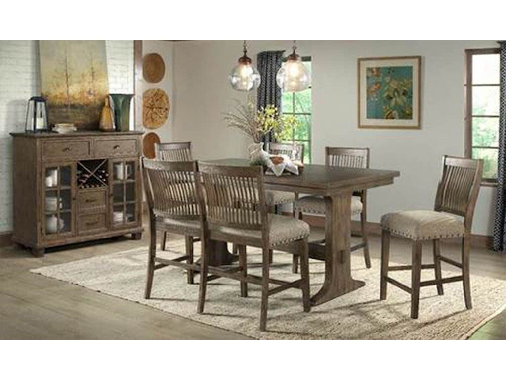 Summerville 5 Piece Dinette Package Farmers Home Furniture