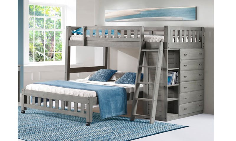 Jesse Loft Twin Full Farmers Home Furniture