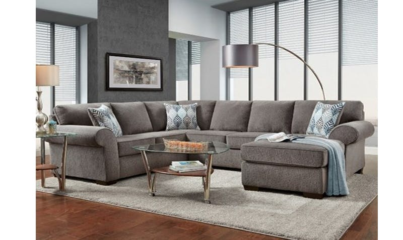 Picture of: Charisma 3 Piece Sectional Living Room Group Farmers Home Furniture