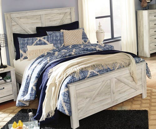 Bellaby King Bed Farmers Home Furniture