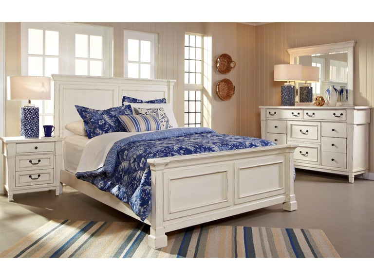 Atlantic Bedding Furniture Seabrook Collection 7 Piece King