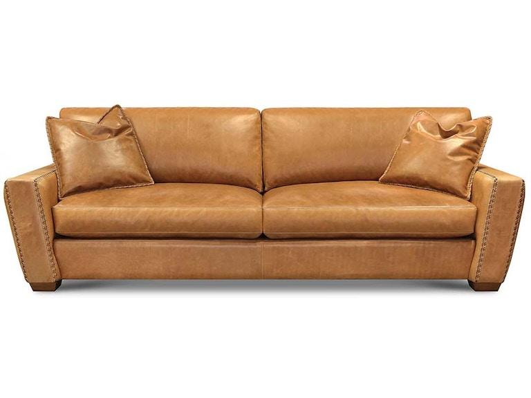 Eleanor Rigby Living Room City Cowboy Leather Sofa CC30 ...