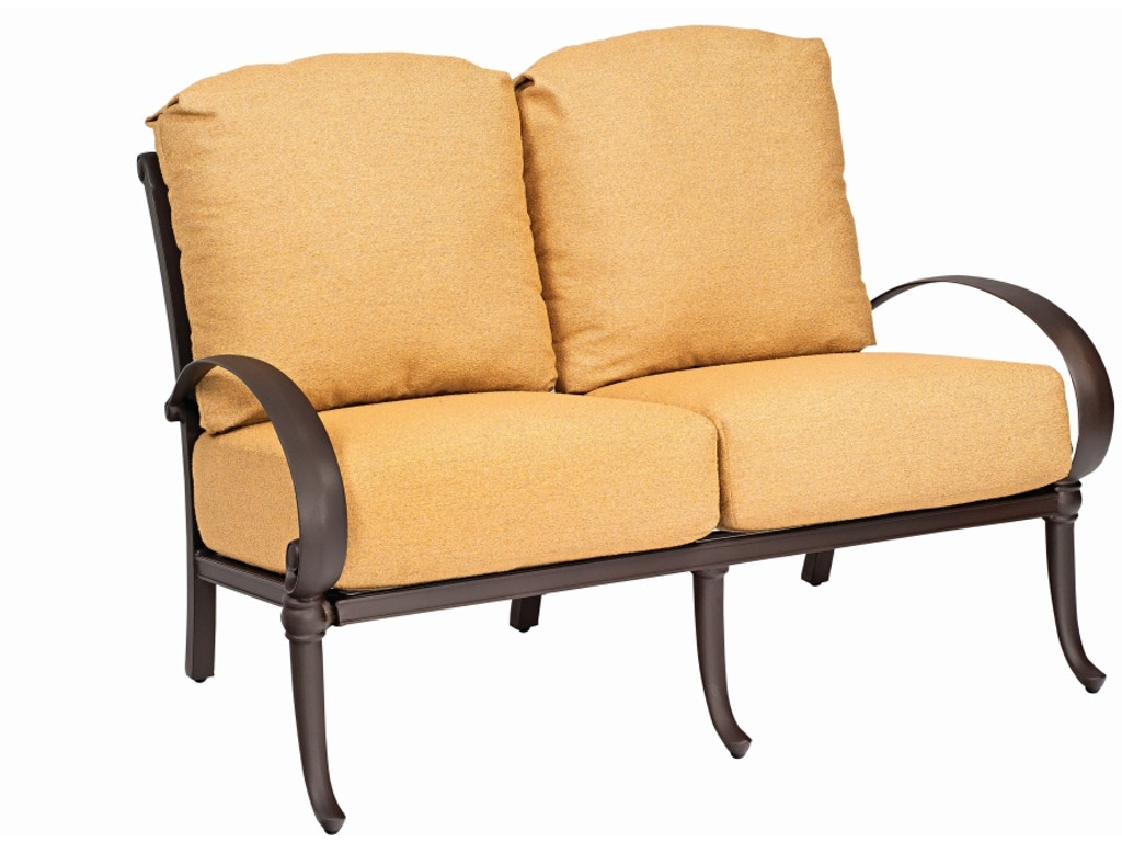 The Woodard Patio Holland Loveseat Is Available In The ...