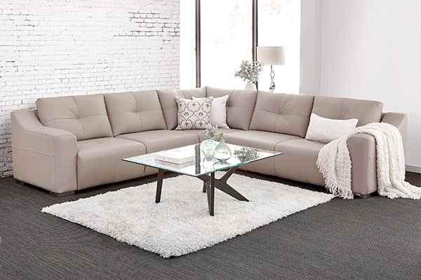 Superieur The Elran Living Room Condo Sectional Is Available In The Woodbury And  Burnsville, MN Area From Borofkau0027s Furniture. Condo Sectional ER1010AC Elran