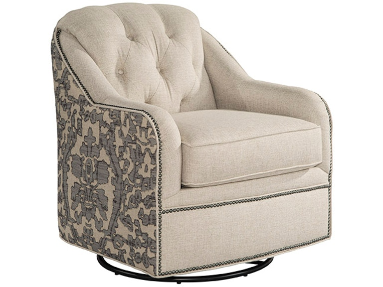 Marshfield Furniture Harper Swivel Glider Chair Mf1947 32