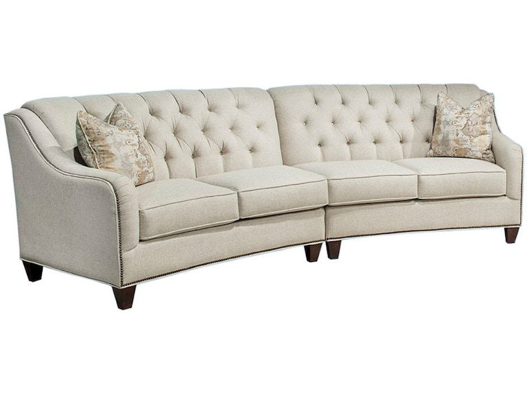 Marshfield Furniture Living Room Harlow Theatre Sectional