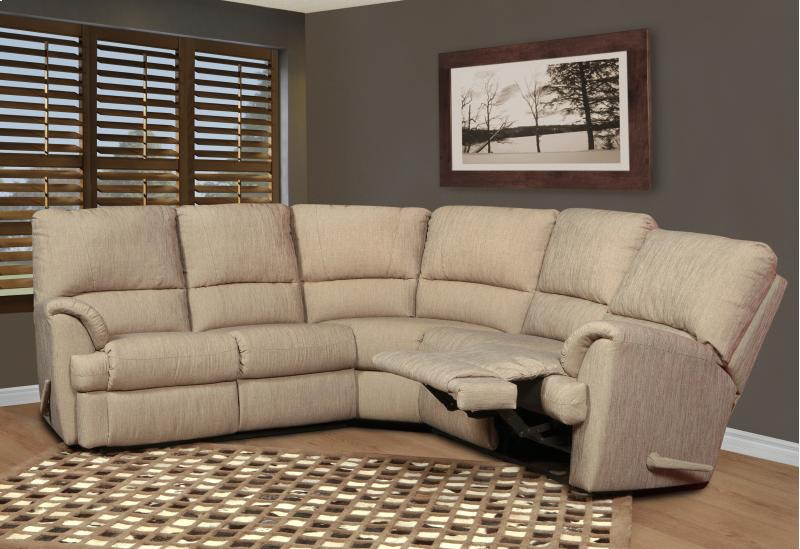 Elran Reclining Sectional ER2088I