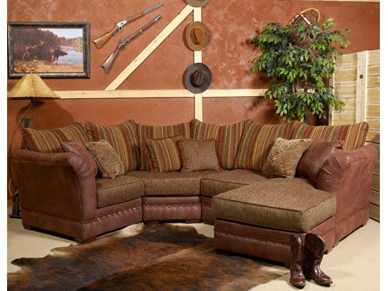 Beau Marshfield Furniture Rio Sectional MF2398S