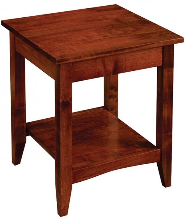 Great Lakes Living Room End Table Gl3184 Borofka S Furniture Woodbury And Burnsville Mn