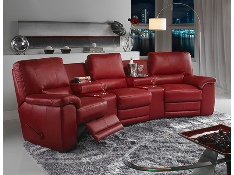 Elran Home Theatre Sectional Er9090htc3