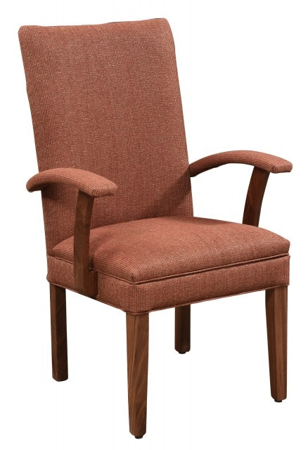 Great Lakes Upholstered Arm Chair AB5246