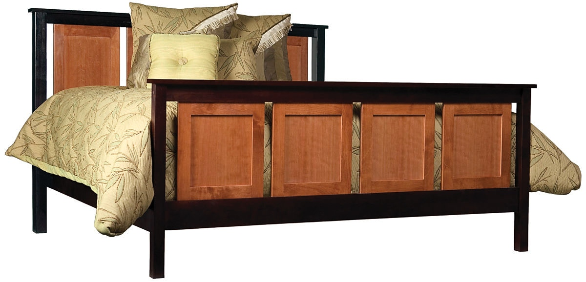 Loxley King Panel Bed AW7010 66