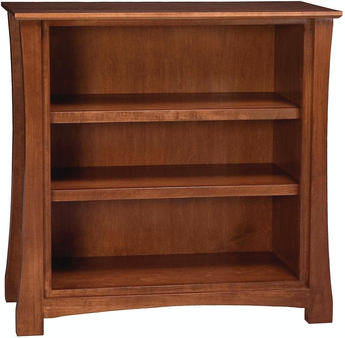Abalone Home Office 3 Bookcase Aw8203 Borofka S Furniture