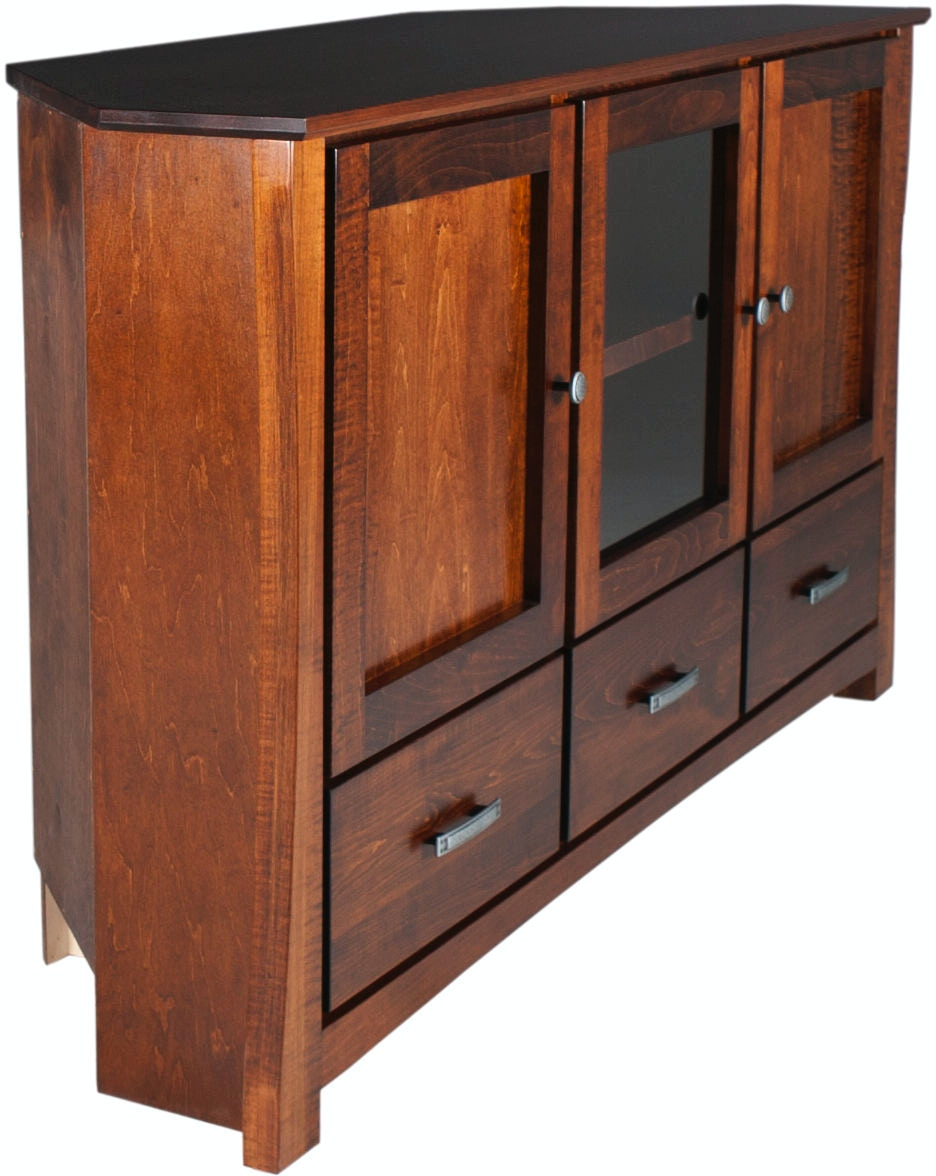 Abalone 36in Corner Tv Stand D Aw8386 D Borofka S Furniture