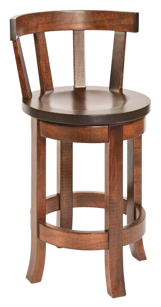 County Line Bar And Game Room Belton 24 Barstool With Back Cl2021